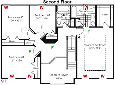 floorplan 2 alarms liverpool